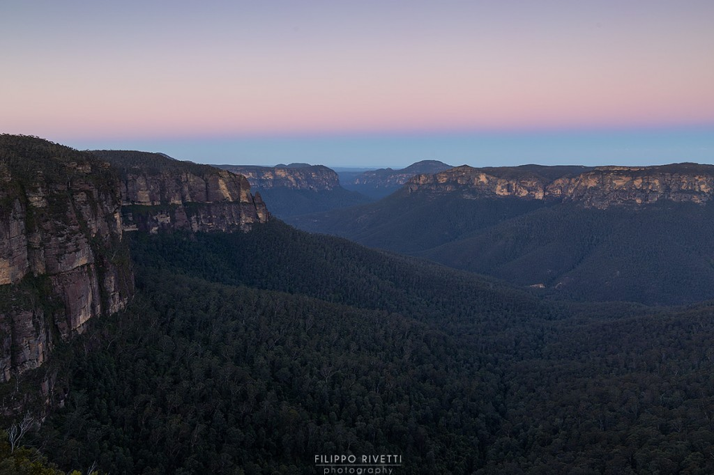 Royal Blue Mountains