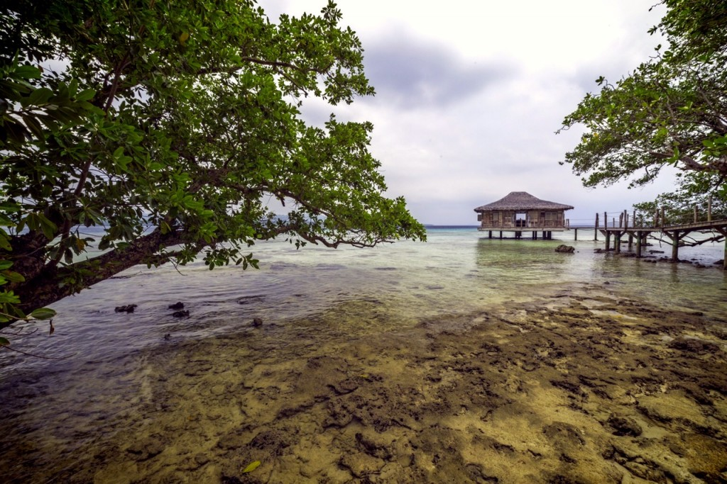 The Sunny Spa at Ratua Private Island